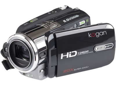 Kogan 1080P HD Video Camera Review - Part 1 | Photo Thoughts