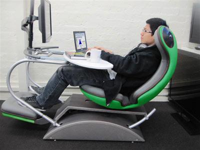 Gen Y Chair